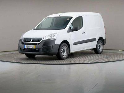 usado Peugeot Partner 1.6 HDi L1 Pack CD Clim