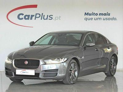 usado Jaguar XE 2.0 163cv Diesel RWD Prestige 2015