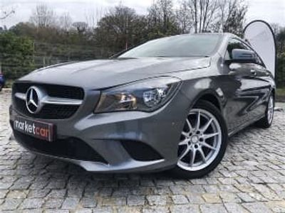 usado Mercedes CLA200 ClasseCDi (136cv) (5p), Diesel