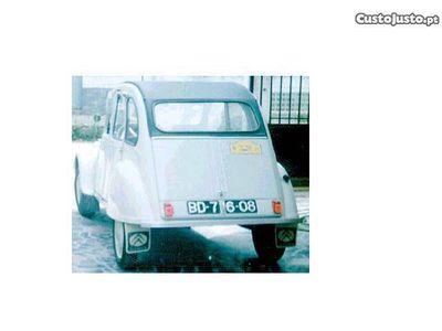 usado Citroën 2CV Belga de 1958