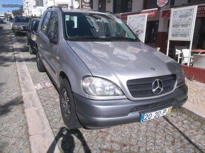 usado Mercedes ML270 CDI Manual