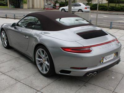 brugt Porsche 991 4S cabrio