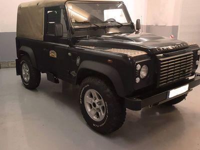 brugt Land Rover Defender TD4