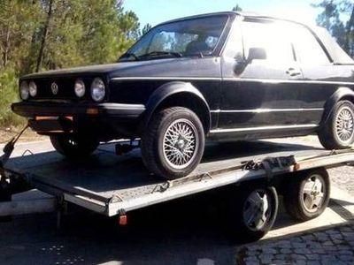usado VW Golf Cabriolet 1.5