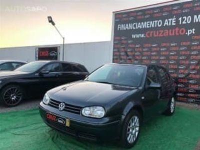 usado VW Golf 1.9 TDi 4M Highline (115cv) (5p)