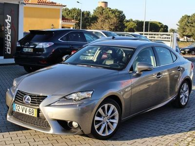 usado Lexus IS300h Executive