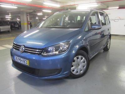 usado VW Touran 1.6 TDi Blue.Trendline 7L