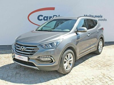 usado Hyundai Santa Fe 2.2 CRDi Premium 19 2016