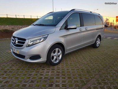 usado Mercedes Viano 250 cdi 190cv