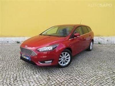 usado Ford Focus SW 1.5 TDCI Titanium
