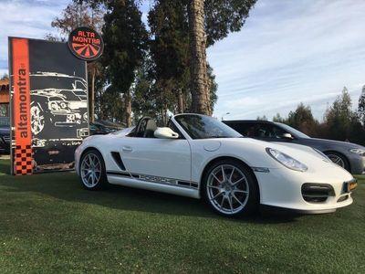 usado Porsche Boxster Spyder Spyder