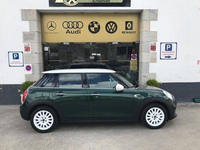 used Mini Cooper D 5P GPS LED
