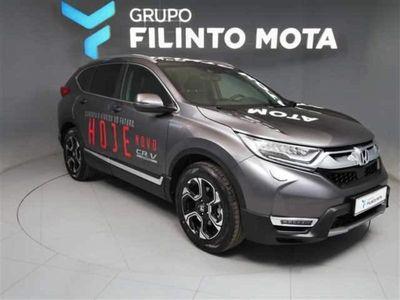 "usado Honda CR-V [""2.0 i-mmd 2wd cvt lifestyle + connect navi""]"