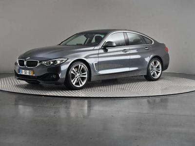 usado BMW 425 4 Serie d Gran Coupé Line Sport Auto