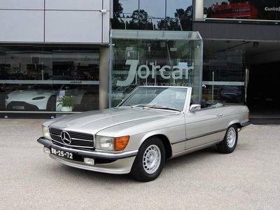 usado Mercedes SL500 450 V8 Dallas
