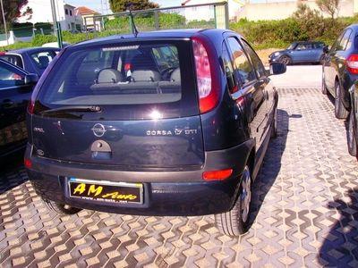 usado Opel Corsa 1.7 DTi 16V Elegance (75cv) (5p)