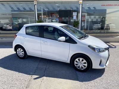 usado Toyota Yaris 1.0 VVT-I ACTIVE