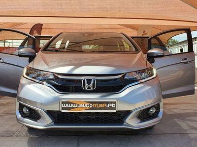 usado Honda Jazz 1.3 I-VTEC Elegance Connect NAVI