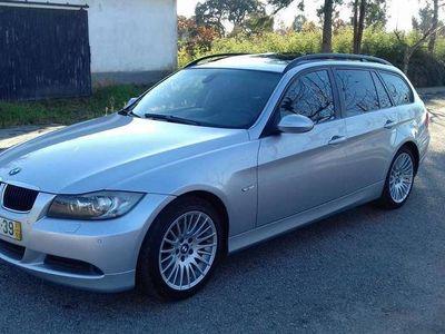 usado BMW 320 D 2007 Nacional -