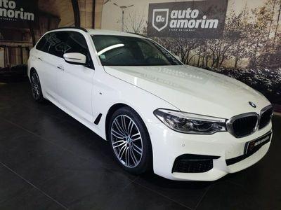 usado BMW 520 DA TOURING PACK DESPORTIVO M NACIONAL NOVO MODELO