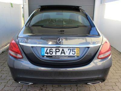 usado Mercedes C220 CDI BLUETEC