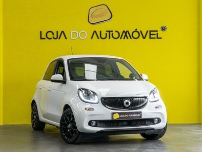 usado Smart ForFour Electric Drive PRIME