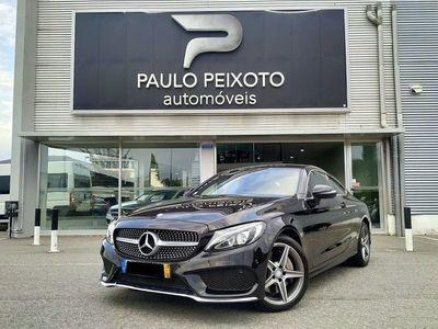 usado Mercedes C250 CDi Coupe AMG 9G-Tronic
