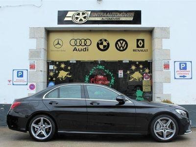 usado Mercedes C300 Hybrid AMG Auto
