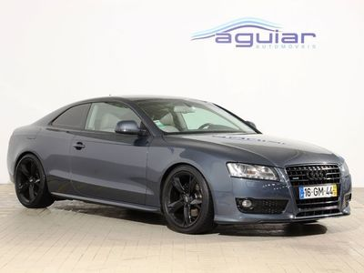 usado Audi A5 3.0 TDi V6 Quattro Tiptronic