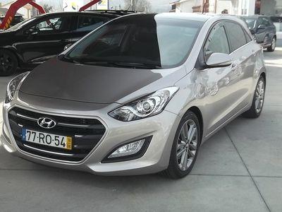 brugt Hyundai i30 1.6 CRDI BLUEACTIVE GPS /TP