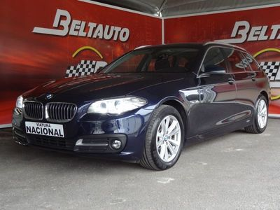 usado BMW 520 d Touring GPS