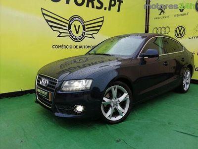 usado Audi A5 Sportback 2.0 TDi Multitronic (143cv) (5p)