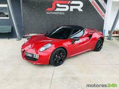 usado Alfa Romeo 4C Spider 1750 TBi