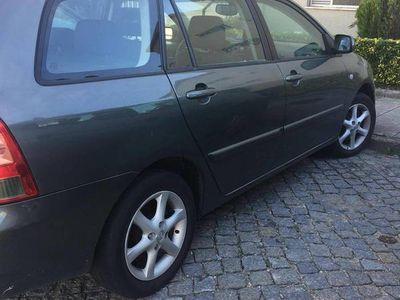 gebraucht Toyota Corolla 1.4 d4d