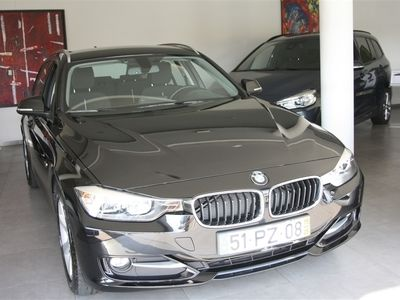 usado BMW 318 Série 3 d Touring Line Sport (150cv) (5p)
