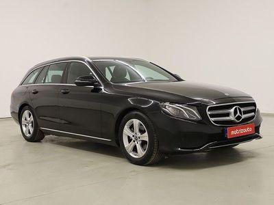 gebraucht Mercedes E220 Avantgarde