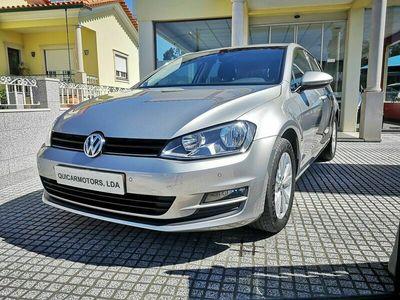 usado VW Golf VII 1.6 TDI 110cv GPS Edition