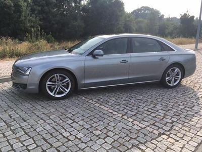 second-hand Audi A8 3.0 TDi V6 quattro Tip. Longo
