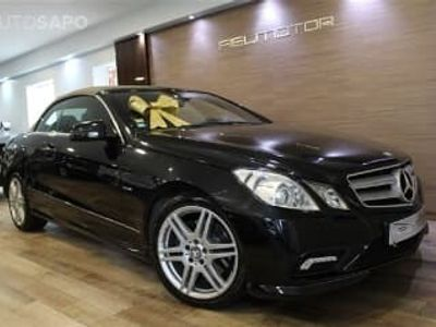 usado Mercedes E250 ClasseCDi Avantgarde BlueEf. Auto (204cv) (2p)