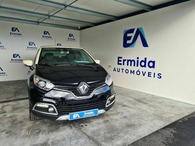 usado Renault Captur 1.5 DCi Exclusive CAIXA AUTOMATICA