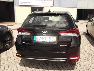 usado Toyota Auris 1.6 D-4D Comfort