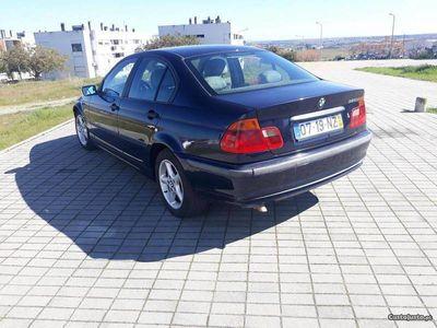 usado BMW 320 136cv gasóleo