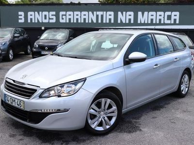 used Peugeot 308 SW 1.6 BlueHdi Active GPS