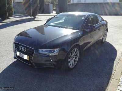 second-hand Audi A5 2.0 TDI S-LINE
