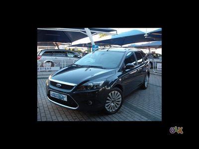 usado Ford Focus Station 1.6 TDCI TITANIUM X