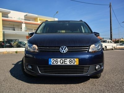usado VW Touran Bluemotion