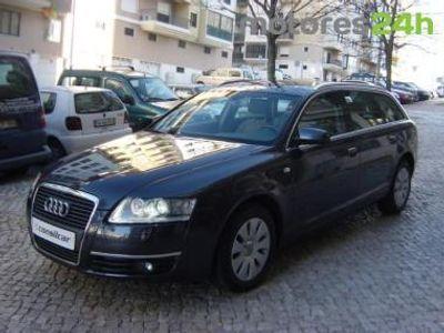 usado Audi A6 Avant 2.0TDI M6 140cv Executive C/N