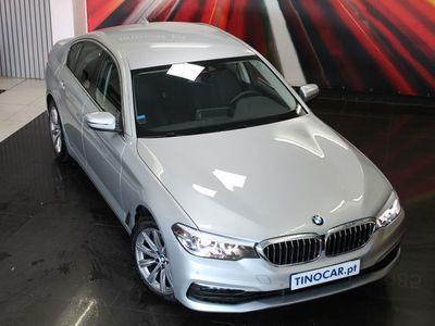 usado BMW 520 D Auto | GPS | LED | CÂMARA