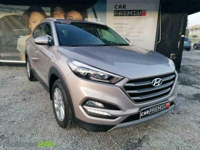 usado Hyundai Tucson 1.7 CRDi Executive (116cv) (5p)