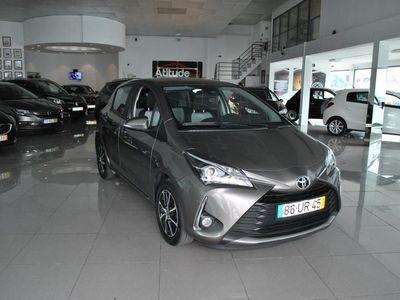 usado Toyota Yaris 1.0 vvt-i comfort+p.style